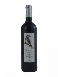 Vignobles Boissonneau - Le Geai 2012