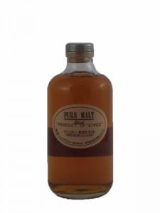 Nikka Pure Malt Black - Nikka Whisky