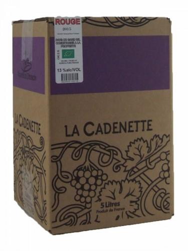 Château Cadenette - Rouge 2018