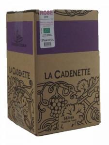 Château Cadenette - Rosé 2018