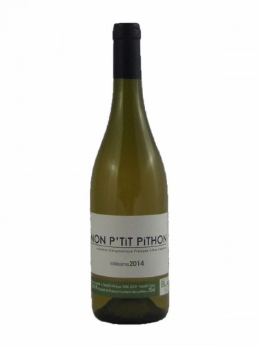 Domaine Olivier Pithon - Mon P'tit Pithon 2016