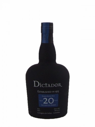 20 ans - Dictador