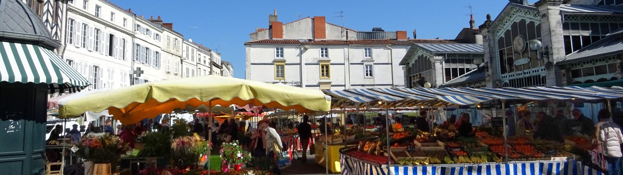 La Joie du Vin - Votre caviste face au marché de La Rochelle